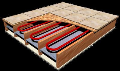 4320 Standard Concrete Underpad
