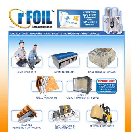 rFOIL legacy site