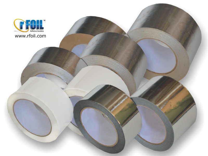 The RIGHT adhesive tape from rFOIL.