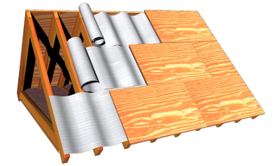 rFOIL Reflective Insulation and Radiant Barriers - Safe